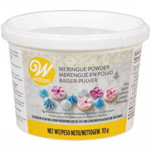 Merengue en polvo wilton 113 gr