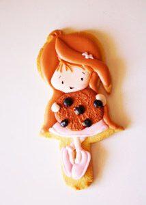 Cortador Niña Cookie