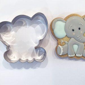 Cortador Elefante Bebé