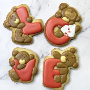 Curso Ositos San Valentín